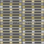 Paletes empilhadas Design de padrão vetorial sem costura