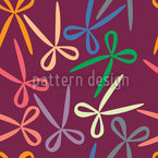 Sharp And Colorful Pattern Design