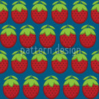 Strawberria Repeating Pattern