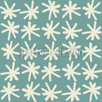 Nieve En Smaland Estampado Vectorial Sin Costura