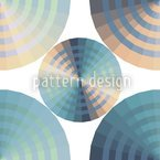 Discus Pastel Seamless Vector Pattern Design