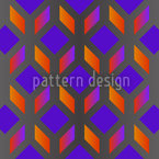 Blockwork Orange Pattern Design