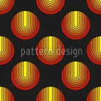 Sarastros Circles Vector Ornament