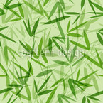 Bamboori Ton In Ton Nahtloses Vektormuster