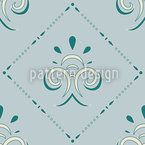 Gentle Carolina Seamless Vector Pattern Design