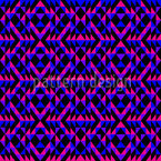 Ultra Geo Symmetry Seamless Vector Pattern Design