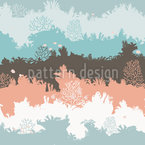 Corallo Seamless Vector Pattern Design