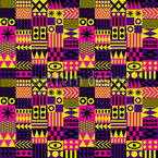 Patchwork Surreal Rapport