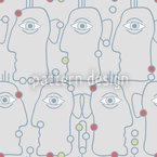 Social Media Seamless Vector Pattern