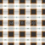 Square On Weave Seamless Vector Pattern Design