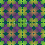 Pansy Galaxy Repeating Pattern