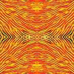 Feuer Und Flamme Muster Design