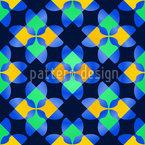 Karo Mosaik Muster Design