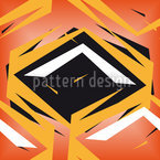 Rhombus In Combat Seamless Vector Pattern