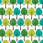 Die Wälder Von El Bosque Rapportmuster