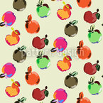 Apples Pattern Design