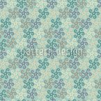 Starfish Mambo Seamless Vector Pattern Design
