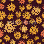 Focus On Art Seamless Vector Pattern Design