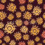 Kunst Im Fokus Nahtloses Muster