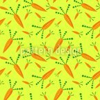 Carrot Harvest Pattern Design