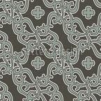 Pastoral Renascentista Design de padrão vetorial sem costura
