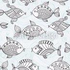 Fischteich Vektor Design