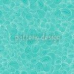 Meereszungen Muster Design
