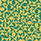Eulatik Eyecatcher Seamless Vector Pattern Design