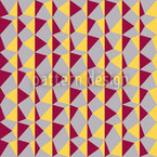 Eulatik Zigzag Seamless Vector Pattern Design