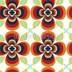 Flores De La Fantasia Pattern Design
