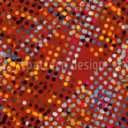 Dots On The Way Up Seamless Vector Pattern Design