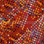 Punkte Auf Dem Weg Nach Oben Muster Design