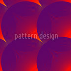 Embers Of The Circle Seamless Vector Pattern Design