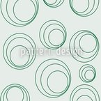 Circle Around Seamless Vector Pattern Design