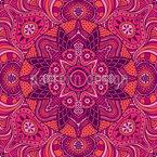 Ornament Der Wunder Vektor Muster