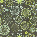 Blumen Der Naturwissenschaften Muster Design