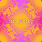 Electric Of The Spirals Seamless Vector Pattern Design