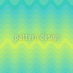 New Wave Movement Seamless Vector Pattern Design