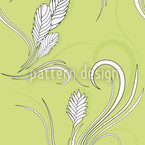 Bromelia Seamless Vector Pattern Design