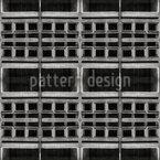 Romance pré-fabricada Design de padrão vetorial sem costura