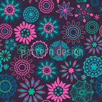 Die Blumen Von Pandora Muster Design