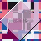 Glasfenster Trifft Bauhaus  Musterdesign