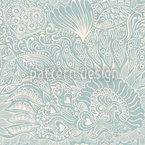 Reefgarden Seamless Vector Pattern Design