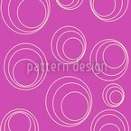 Circles Drive Around Vector Pattern