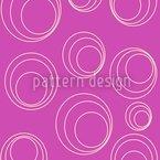Kreise Umrunden Vektor Muster