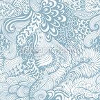 Poseidons Garten Vektor Design