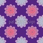 Florásia Design de padrão vetorial sem costura