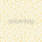 Heavenly Curls Seamless Vector Pattern Design