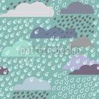 Regentag Rapportiertes Design