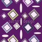 Realismo Geométrico Design de padrão vetorial sem costura